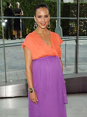 Jessica Alba Welcomes Daughter Haven Garner | Jessica Alba
