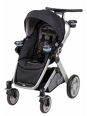review graco s signature series 3 in 1 modular stroller moms babies celebrity babies and. Black Bedroom Furniture Sets. Home Design Ideas