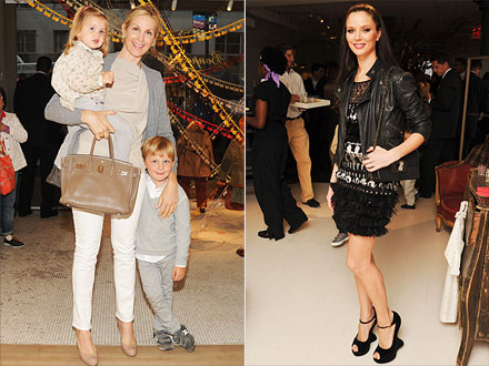 Celebs help celebrate opening of bonpoint s n y c boutique moms