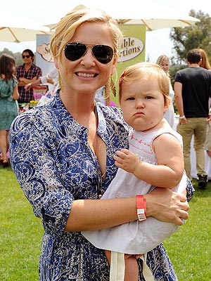 Jessica Capshaw daughter