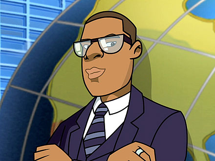 Jay Z Gets Animated For Warren Buffett S New Cartoon