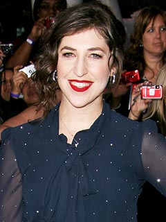 Mayim Bialik: I'm Tired, Grateful and Back at Work