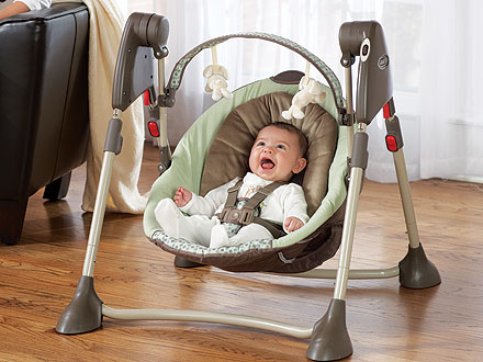 Review Graco Swing By Me Moms Amp Babies Celebrity