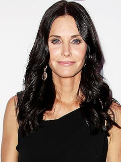 Courteney Cox: I'll 'Show My Boobs' on This Season's Cougar Town