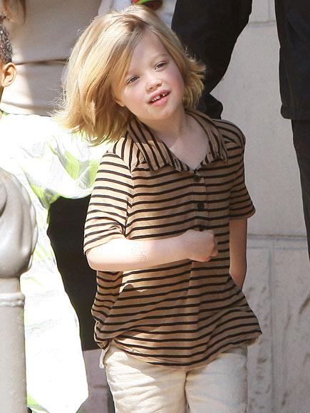 SHILOH JOLIE-PITT photo | Shiloh Jolie-Pitt