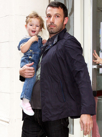 DADDY'S GIRL photo | Ben Affleck