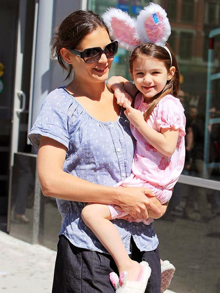 SURI CRUISE photo | Katie Holmes, Suri Cruise