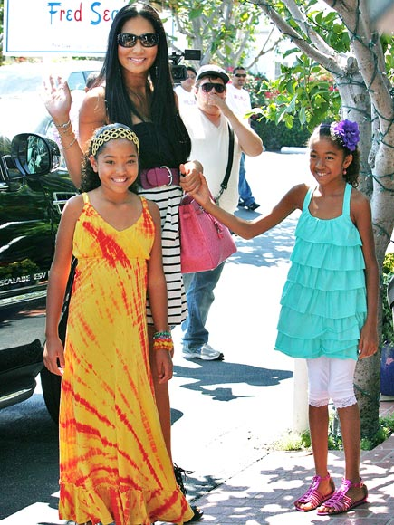 AOKI SIMMONS  photo | Kimora Lee Simmons