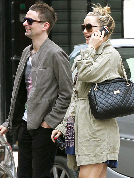 KATE HUDSON  photo | Kate Hudson, Matthew Bellamy