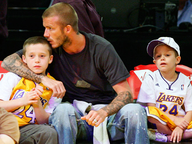 SPORTS NIGHT photo | David Beckham