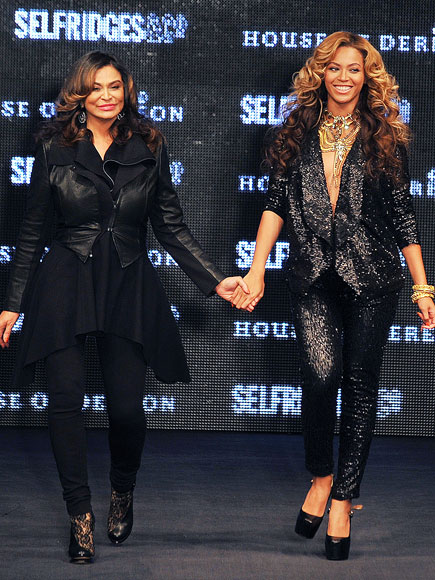 SHINE ON photo | Beyonce Knowles, Tina Knowles