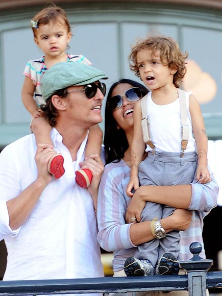 VIDA & LEVI  photo | Camila Alves, Matthew McConaughey