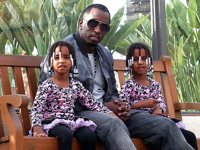 D&#39;LILA &#38; JESSIE COMBS  photo | Sean \P. Diddy\ Combs