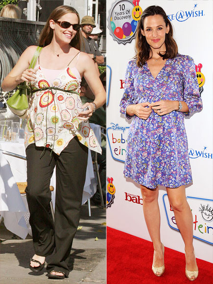 JENNIFER GARNER (2005 & 2008)  photo | Jennifer Garner