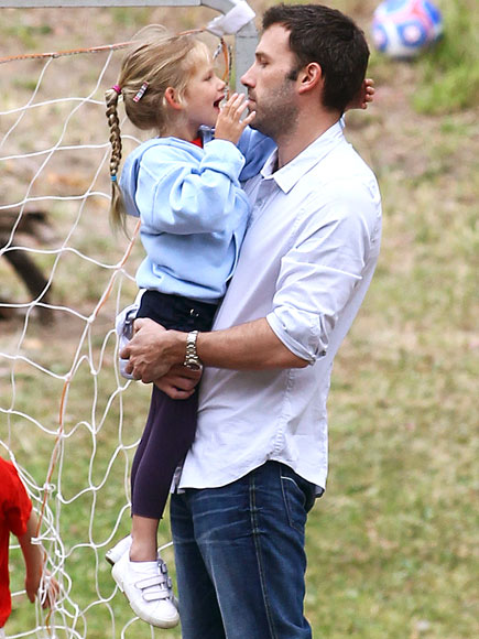 BEN & VIOLET AFFLECK