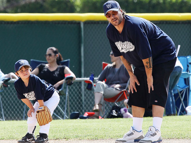 KEVIN & SEAN PRESTON FEDERLINE