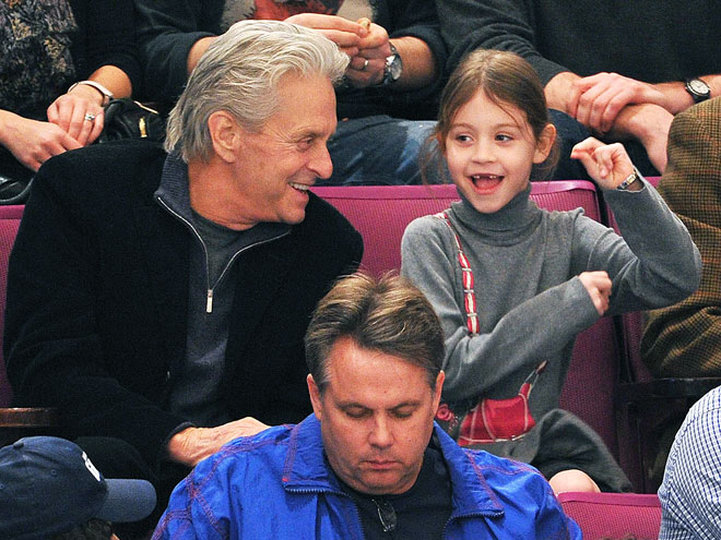 MICHAEL & CARYS DOUGLAS