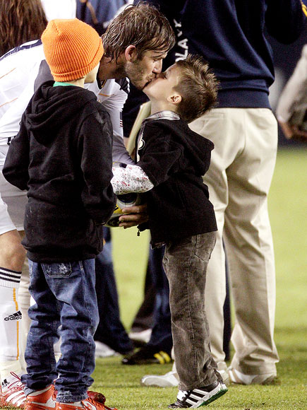 CRUZ BECKHAM photo | David Beckham