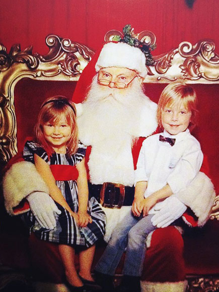 NAUGHTY OR NICE?