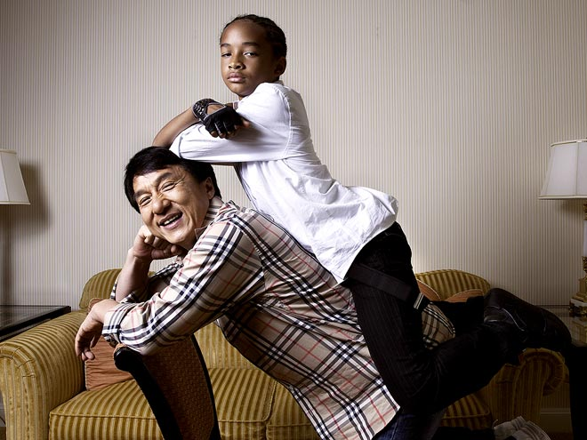 JACKIE CHAN photo | Jackie Chan, Jaden Smith