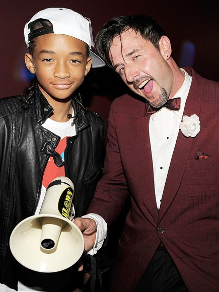 DAVID ARQUETTE photo | David Arquette, Jaden Smith