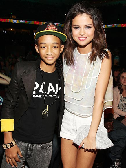 SELENA GOMEZ photo | Jaden Smith, Selena Gomez