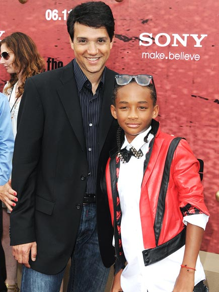 RALPH MACCHIO photo | Jaden Smith, Ralph Macchio
