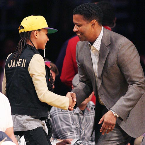 DENZEL WASHINGTON photo | Denzel Washington, Jaden Smith