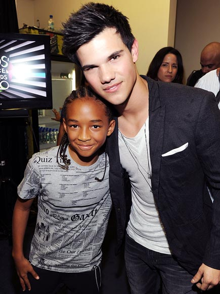 TAYLOR LAUTNER photo | Jaden Smith, Taylor Lautner