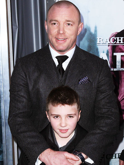 GUY & ROCCO RITCHIE