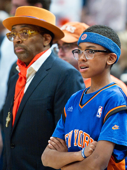 SPIKE & JACKSON LEE