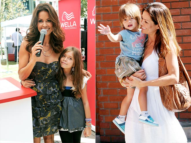 SHAYA CHARVET & NERIAH FISHER photo | Brooke Burke