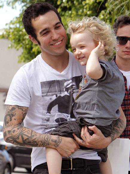 BRONX WENTZ  photo | Pete Wentz