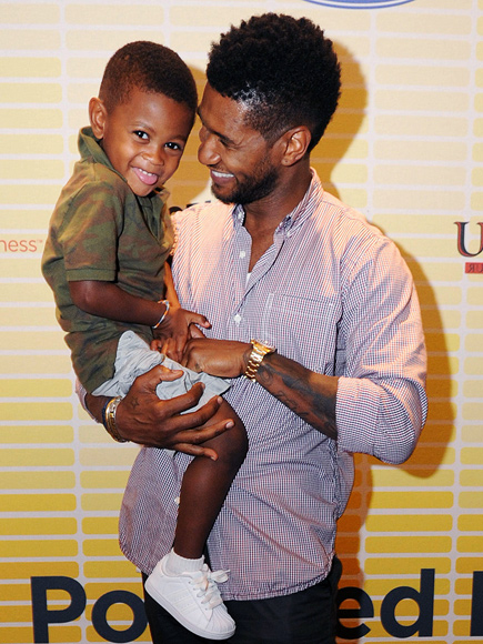 USHER RAYMOND V  photo | Usher