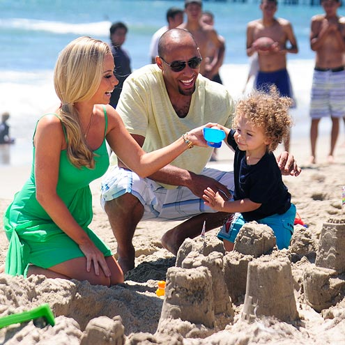 KENDRA & HANK  photo | Hank Baskett, Kendra Wilkinson