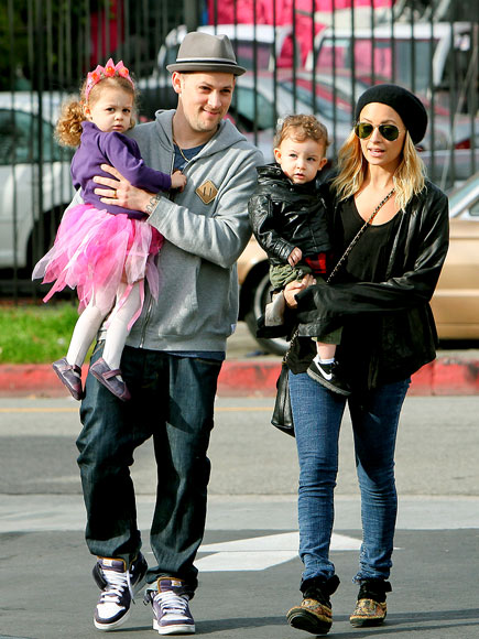 BIRTHDAY BUNCH photo | Joel Madden, Nicole Richie