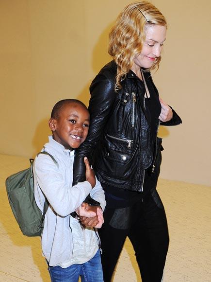 DAVID RITCHIE  photo | Madonna