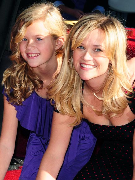 Romeo Beckham, Ava Phi... Reese Witherspoon Daughter