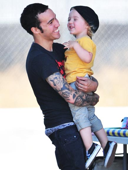 FOR THE BOYS  photo | Pete Wentz