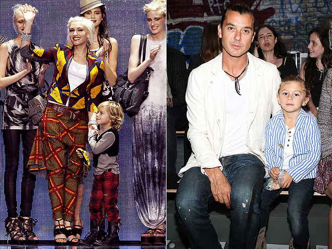 STYLE FILE    photo | Gavin Rossdale, Gwen Stefani, Kingston Rossdale