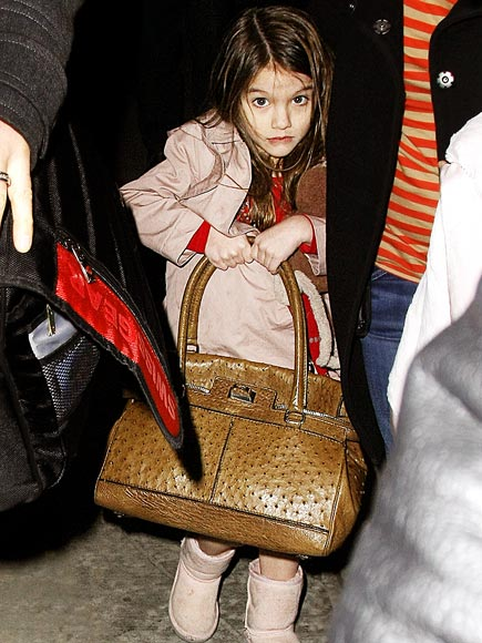 TOTE-ALLY  photo | Suri Cruise