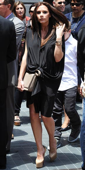 NOT SO NEUTRAL photo | Victoria Beckham