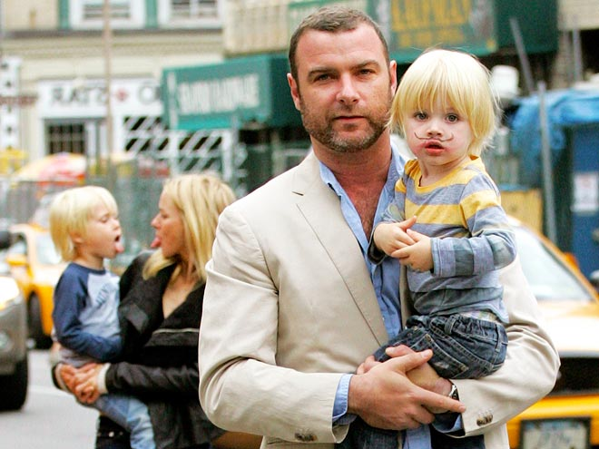 FUNNY FACE  photo | Liev Schreiber, Naomi Watts