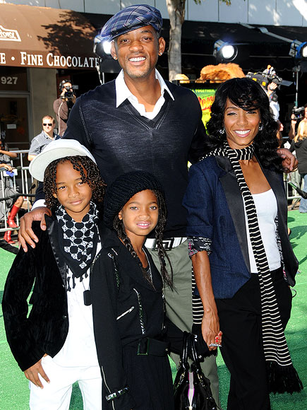 MATCH POINT  photo | Jada Pinkett Smith, Jaden Smith, Will Smith, Willow Smith