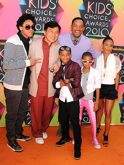 THE KIDS ARE ALRIGHT  photo | Jada Pinkett Smith, Jaden Smith, Will Smith, Willow Smith