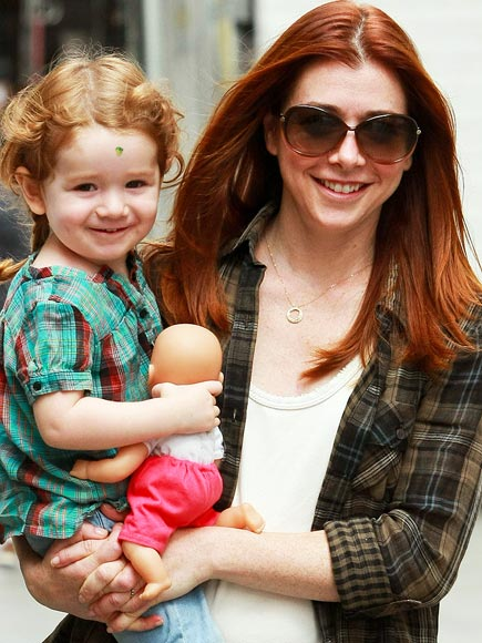 ALYSON HANNIGAN'S NECKLACE  photo | Alyson Hannigan