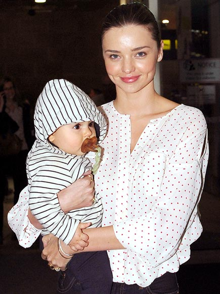 FLYNN BLOOM'S PACIFIER  photo | Miranda Kerr