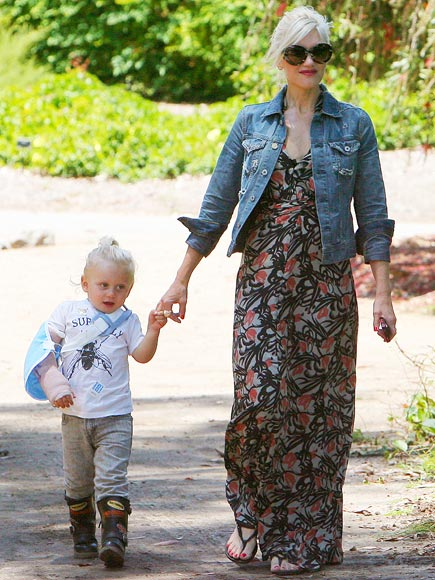CASTING CALL  photo | Gwen Stefani, Zuma Rossdale