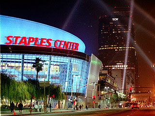 Staples Center | Staples Cen