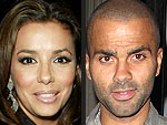 Eva Longoria Lunches in L.A.; Tony Parker Shops in Texas
